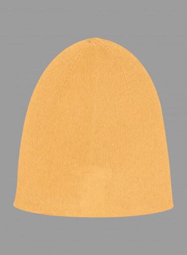 Bonnet Eco Cashmere finition roulottée