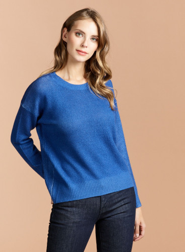 Oversized round neck Sweater