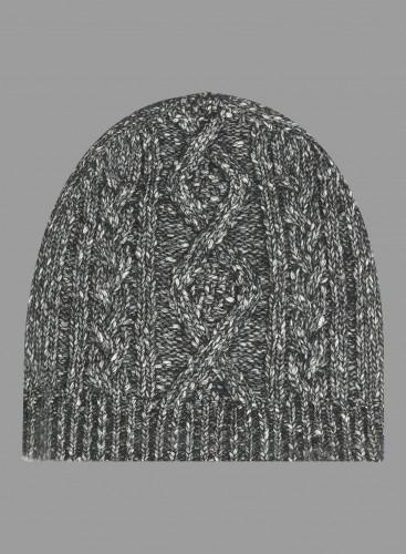 Twisted mesh Beanie