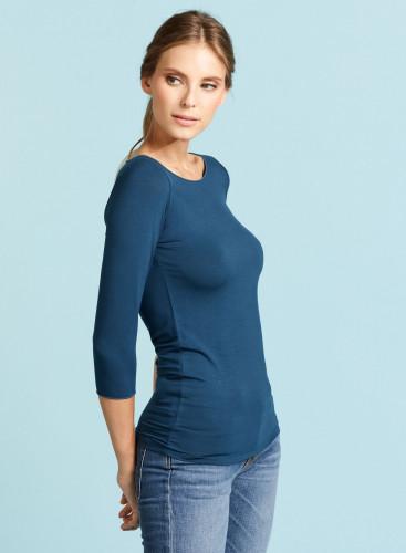 Adèle sailor neck T-shirt