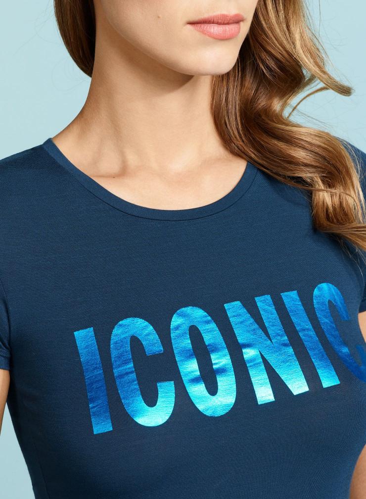 ICONIC round neck T-shirt