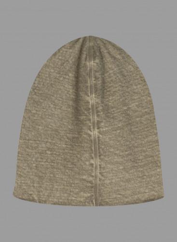 Bonnet double face teinture artisanale