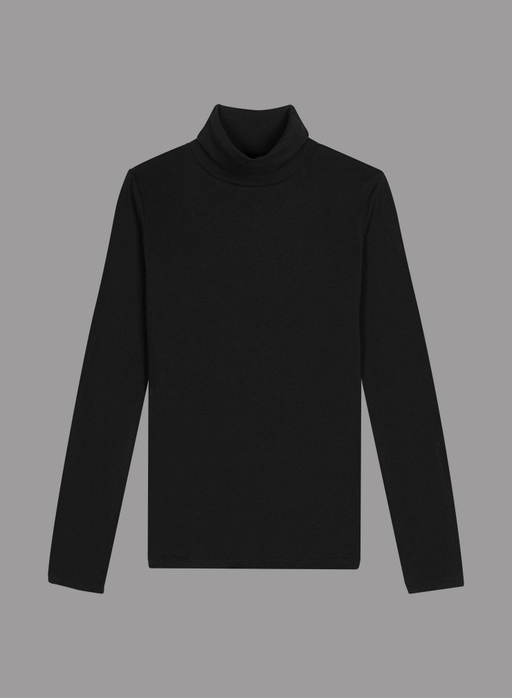 Chloe Turtleneck T-Shirt