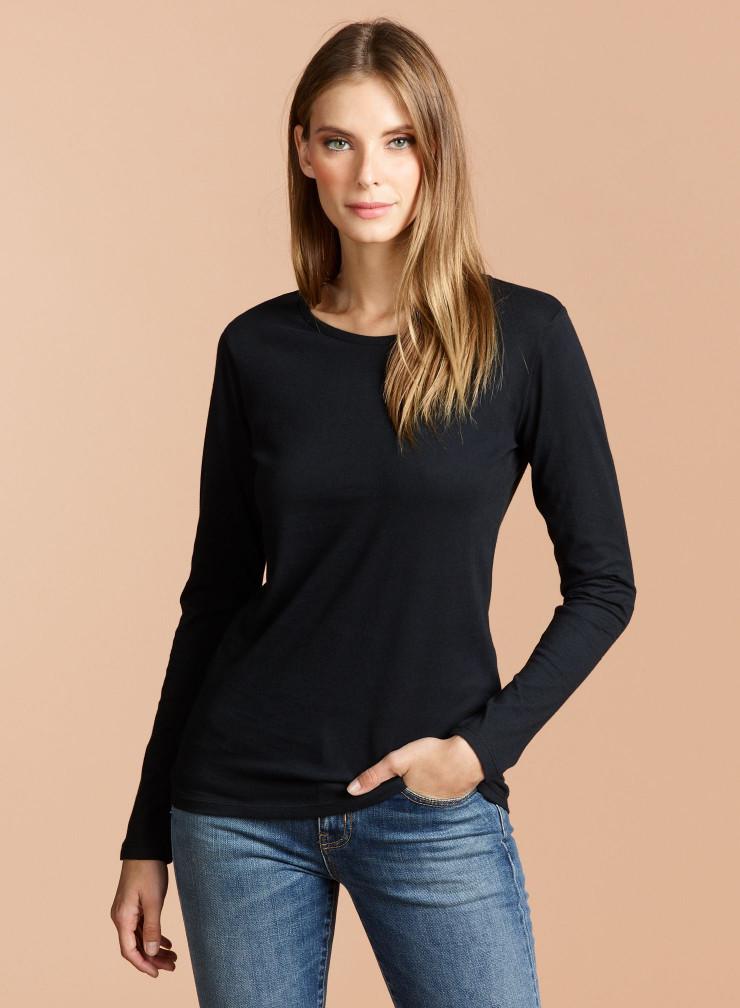 Jane Round Neck T-Shirt