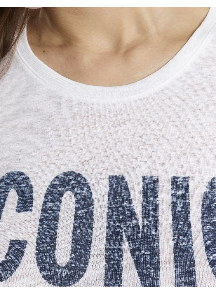 T-shirt Col rond ICONIC