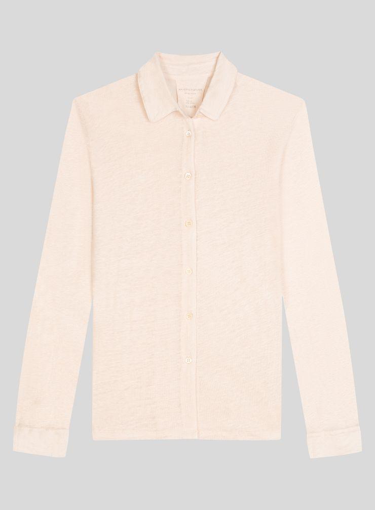 Flared Shirt