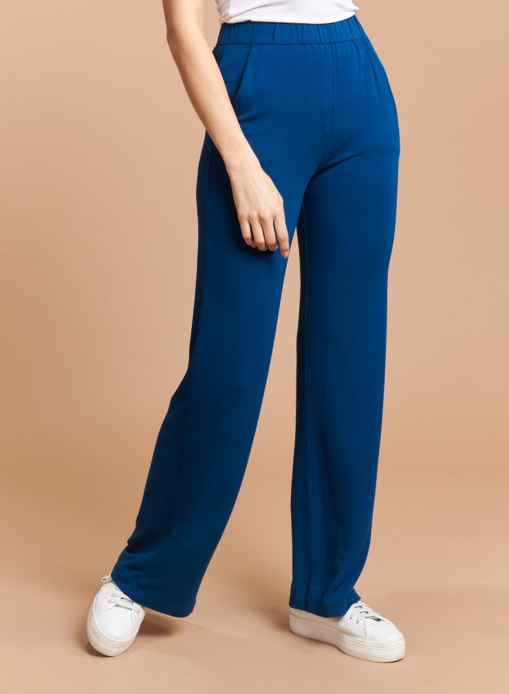 Straight flowing Pants