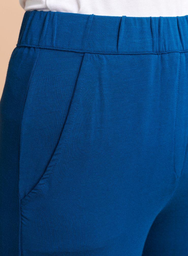 Pantalon fluide coupe droite