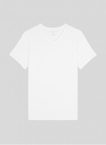 Men's V neck T-shirt