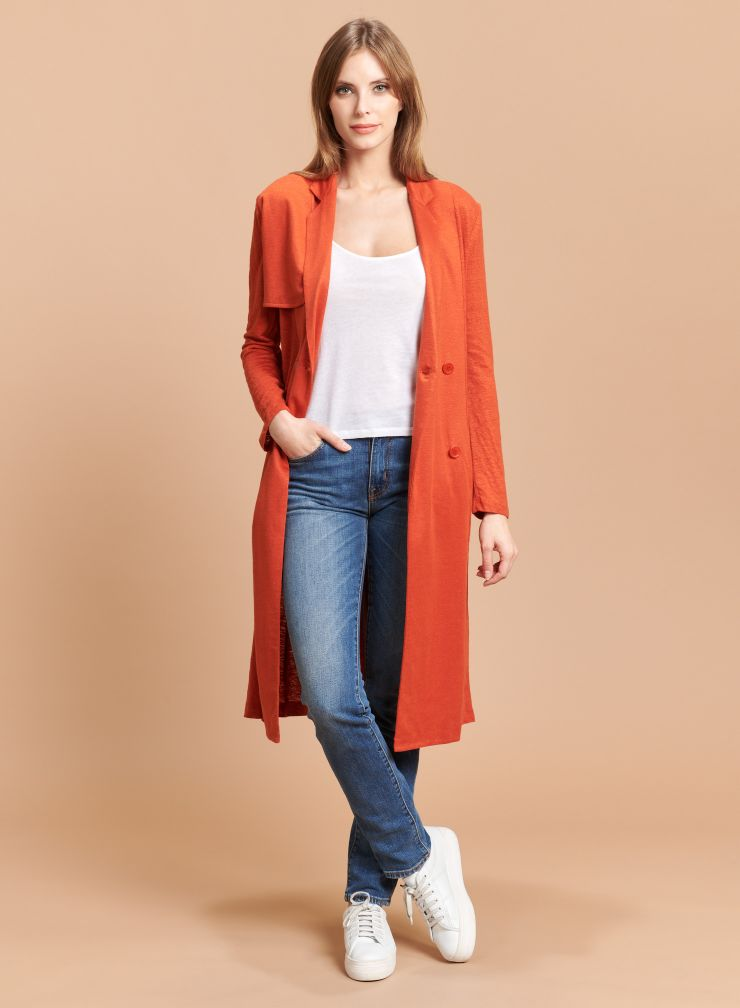 Mid-length Trench