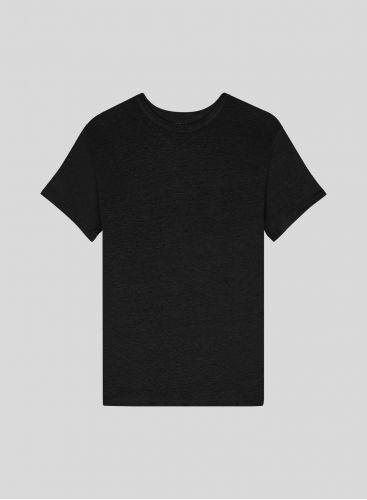 T-shirt col rond Léon Homme