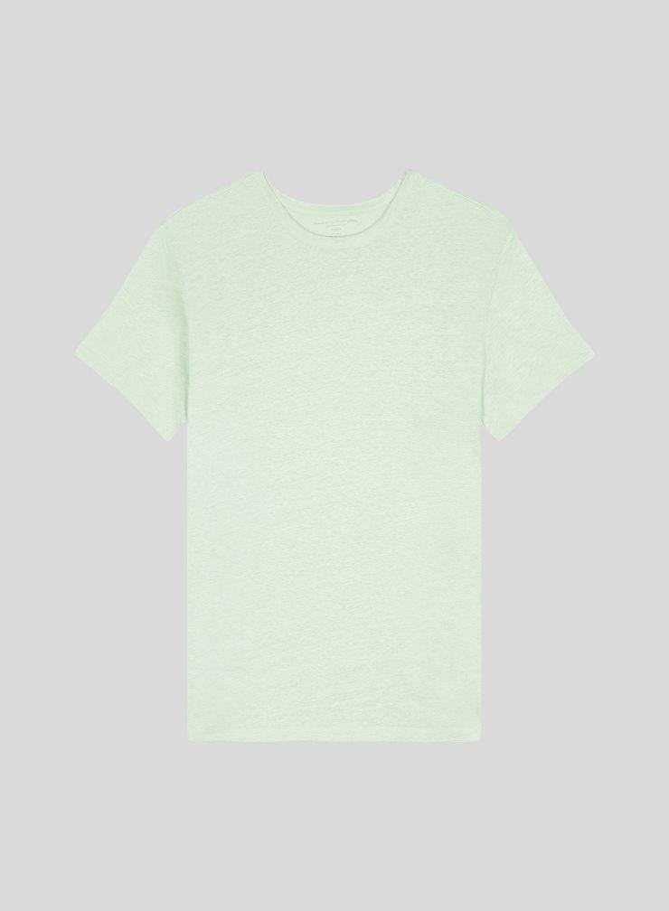 Men's round neck T-shirt