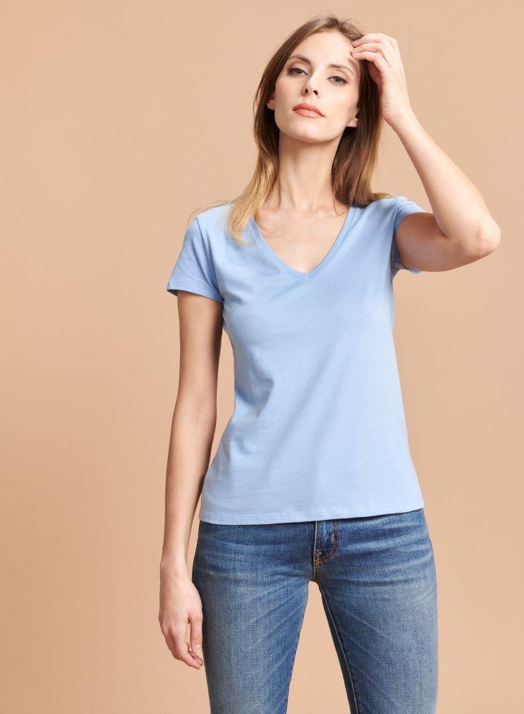 Julia V-neck T-shirt