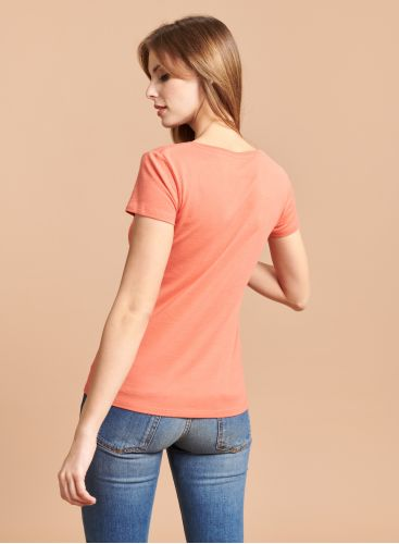 Julia V-neck T-shirt