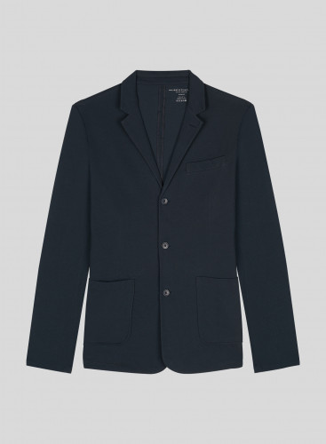 Men's 3 pockets Oxford Cotton Jacket