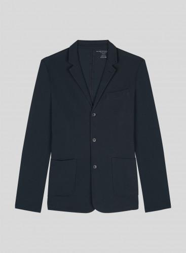 Veste 3 poches Homme coton Oxford