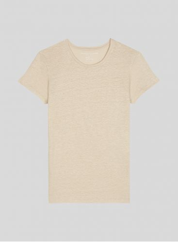 T-shirt col rond Linda