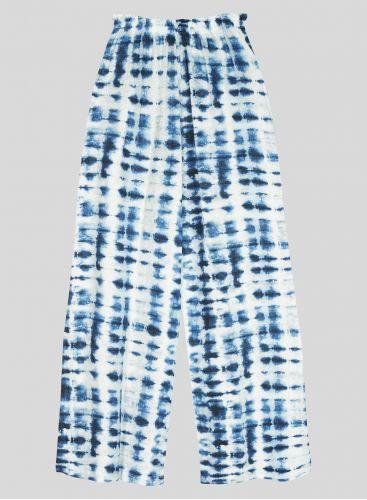 Pantalon oversize tie & dye