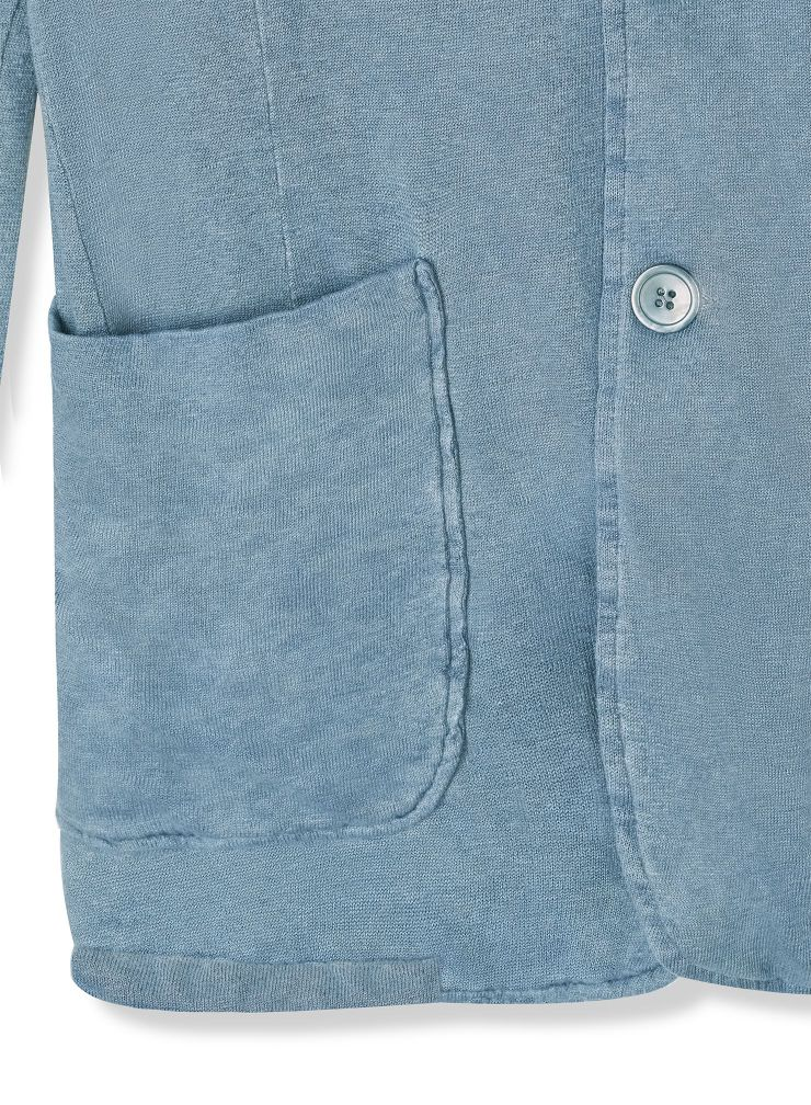 Men's hand dyed 2 buttons Jacket