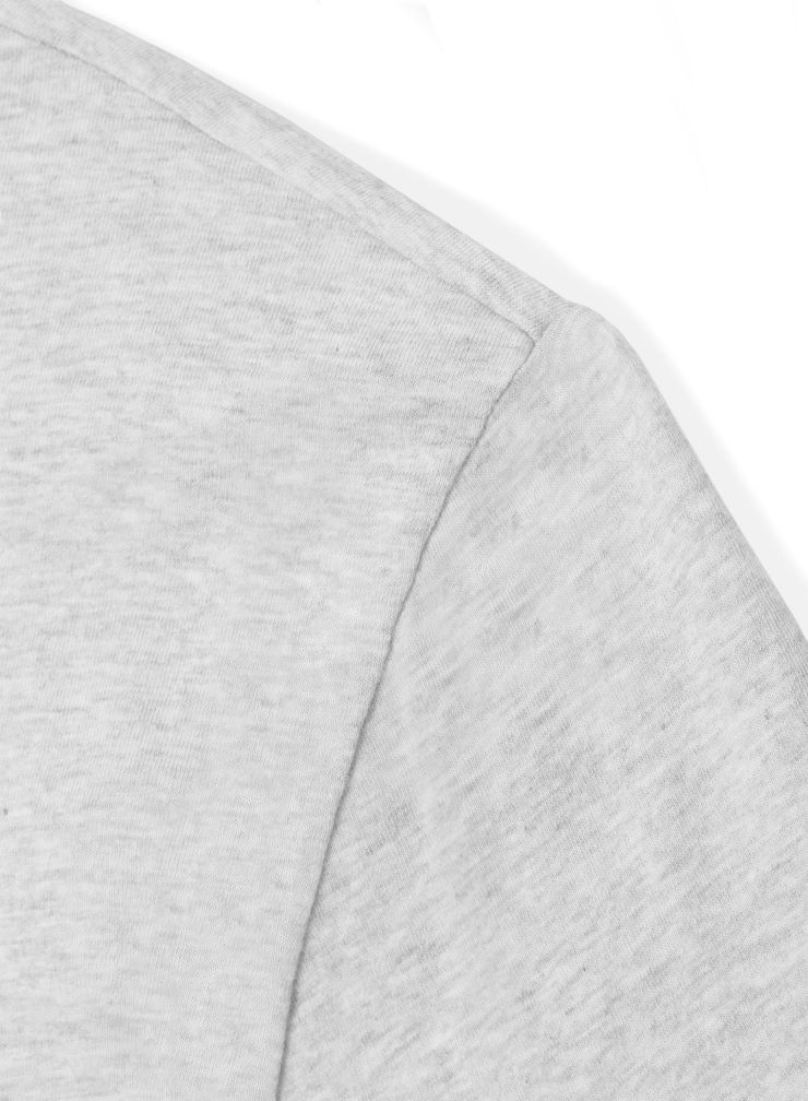 T-shirt col rond Homme Silk Touch