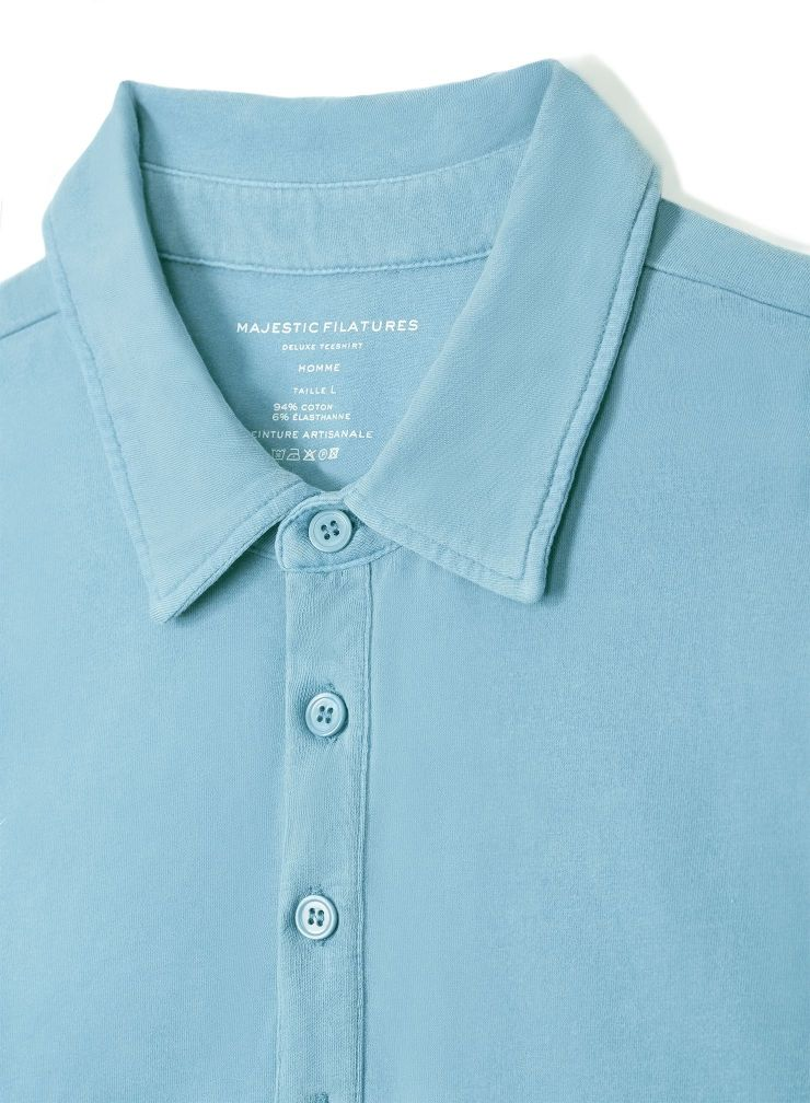 Men's hand dyed T-shirt