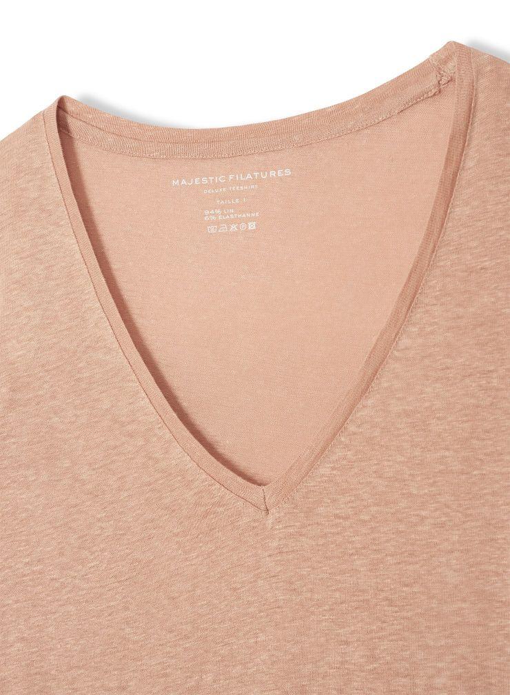 Lisa V-neck T-shirt