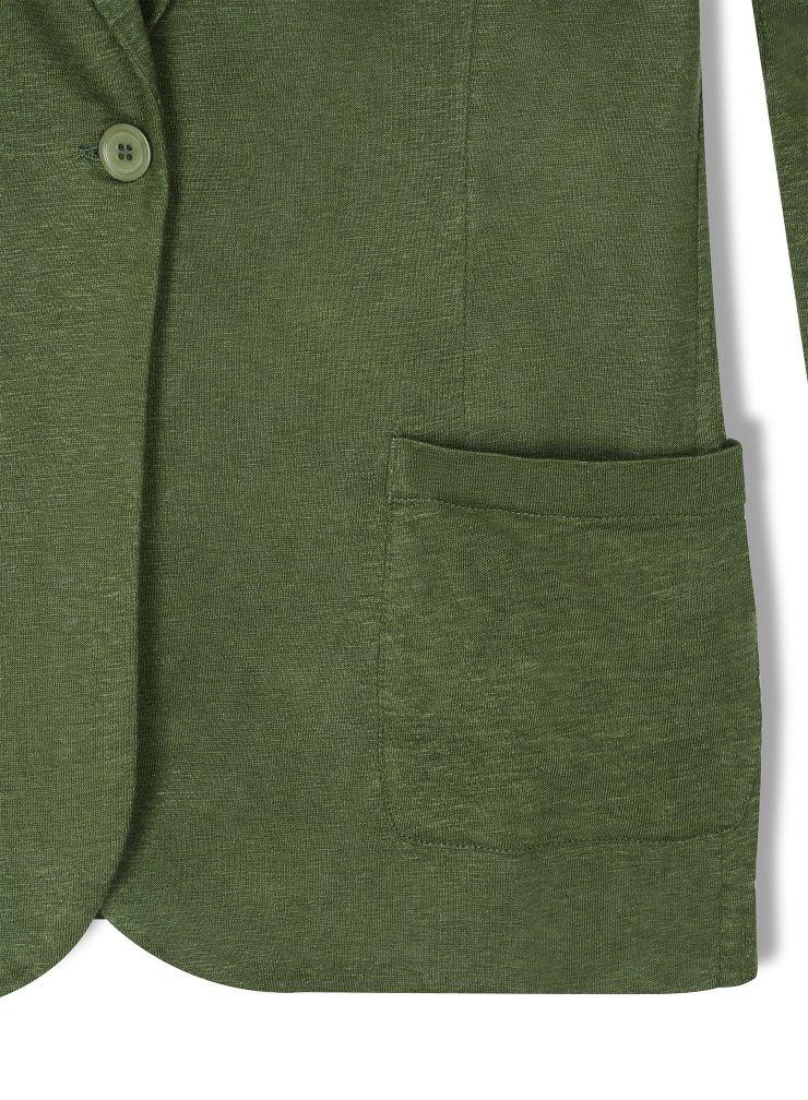 2 pocket 1 button Jacket