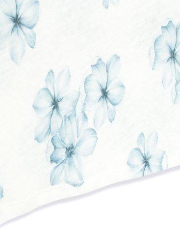 Débardeur imprimé floral