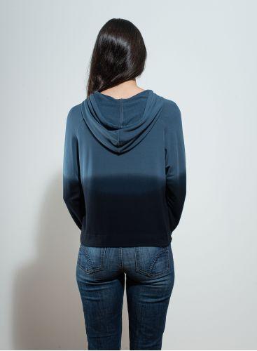 Dip dyed hoodie