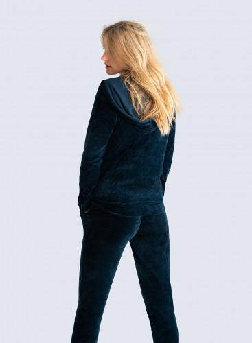Velvet Jogger Pants