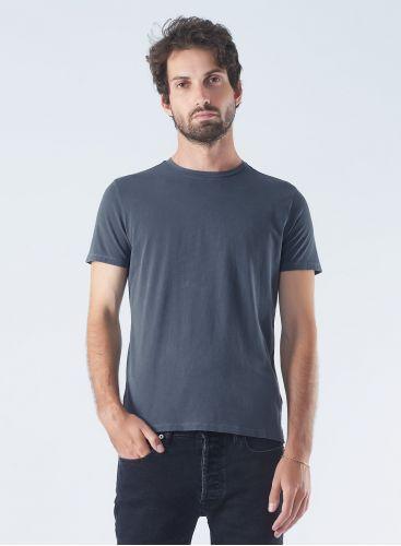 T-shirt col rond teinture artisanale Harold