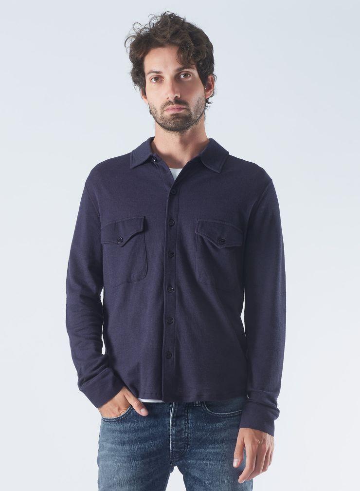 Double sided Overshirt
