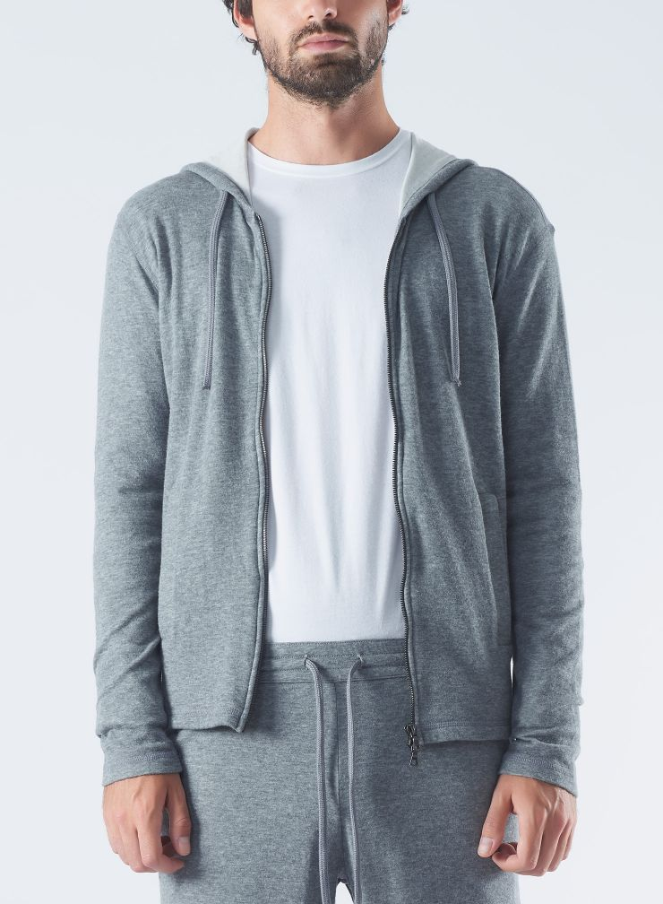 Double sided Hoodie