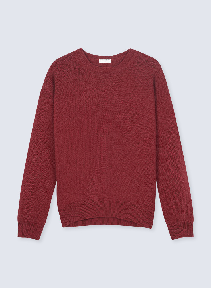 Pull col rond boxy