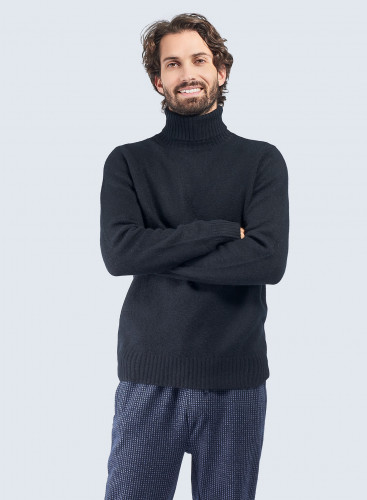 Round neck Mongolian cashmere Sweater