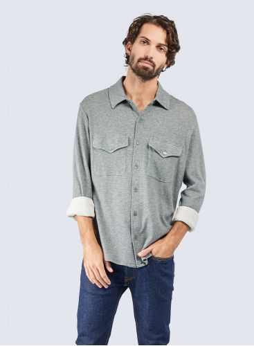 Double sided Overshirt