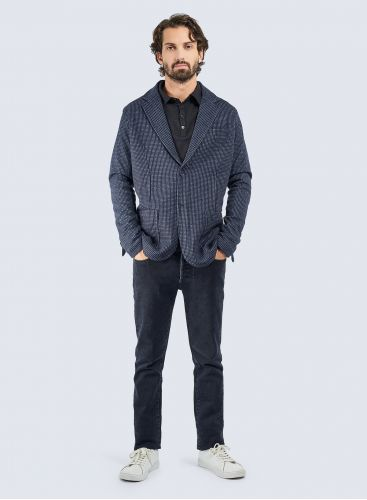 Jacquard 2 buttons Jacket