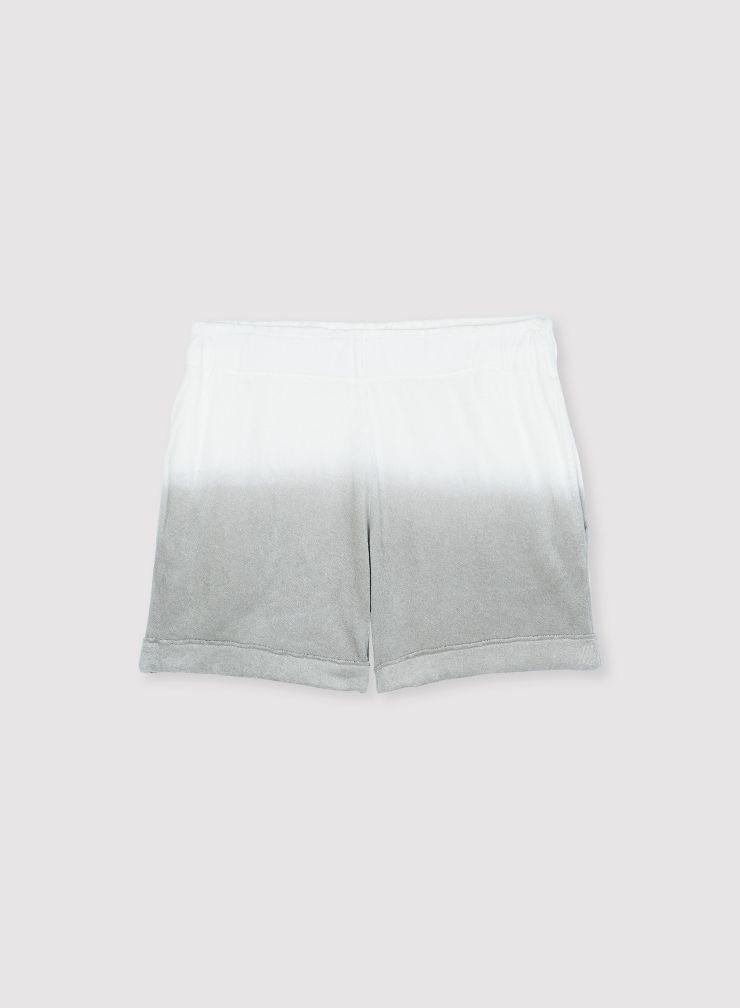 Short éponge dip dye