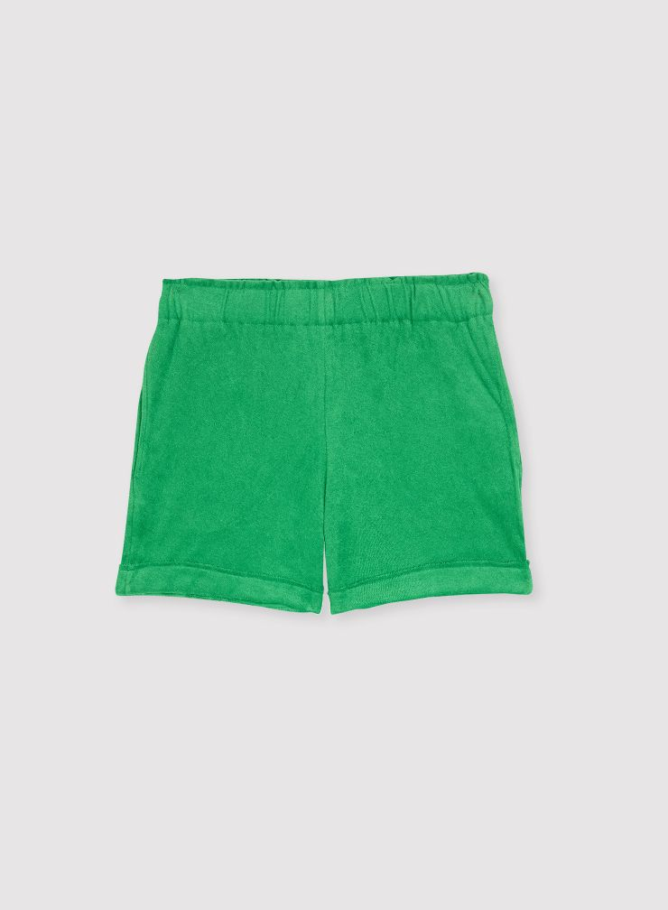 Terry-cloth shorts