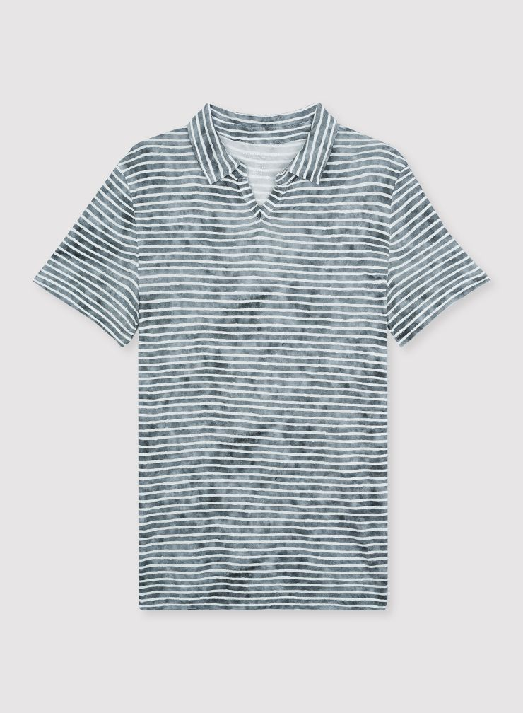Homme - Polo rayures