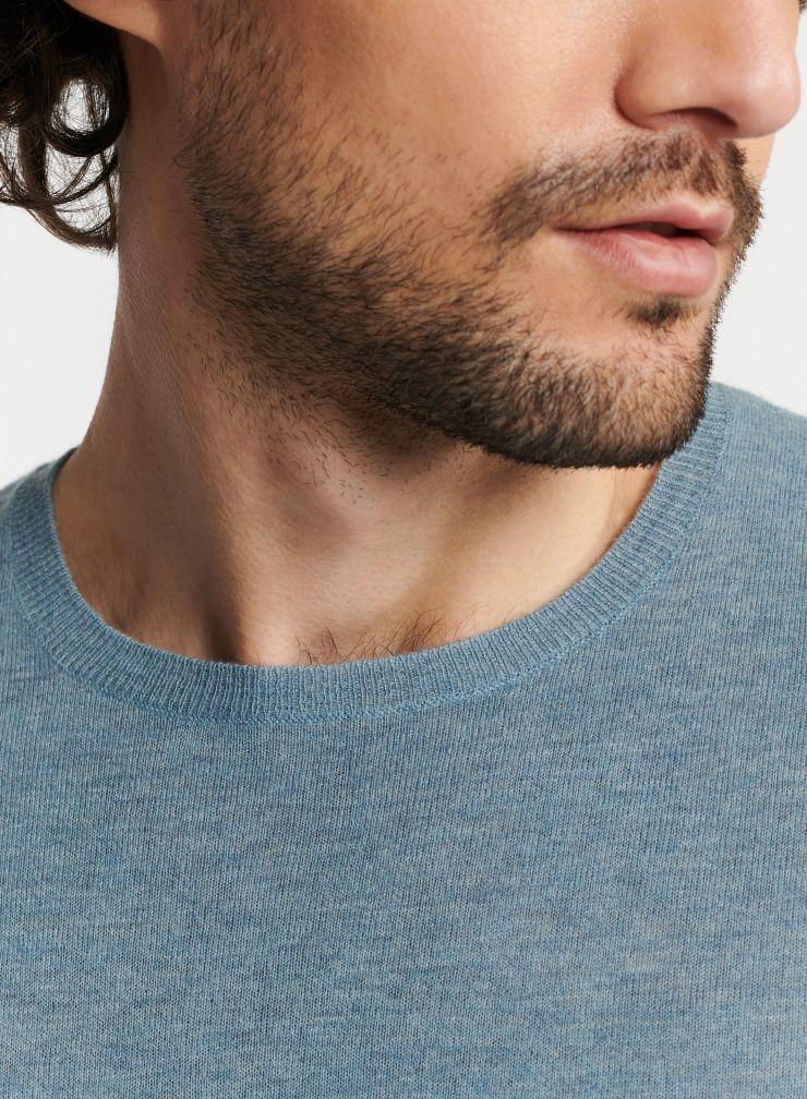 Man - Round neck sweater