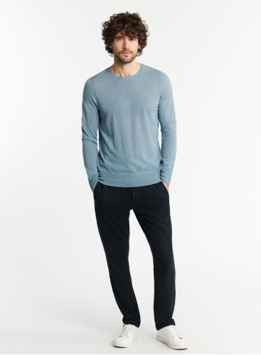 Man - Round neck sweater