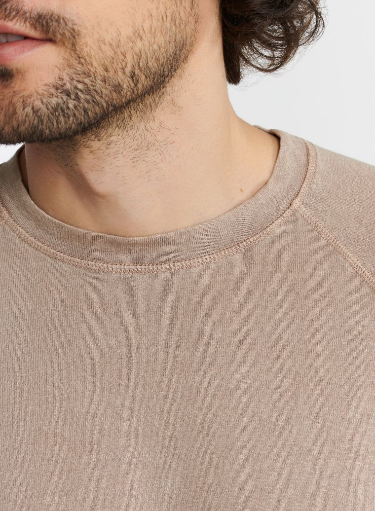 Homme - Sweat teinture artisanale