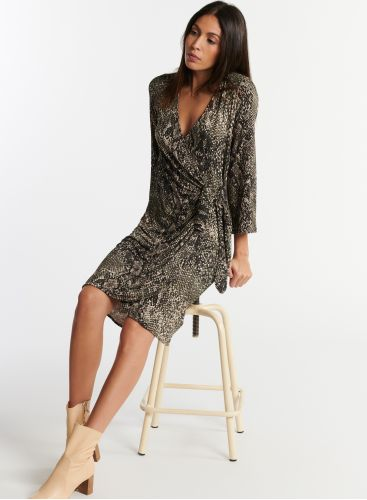 Python print wrap dress