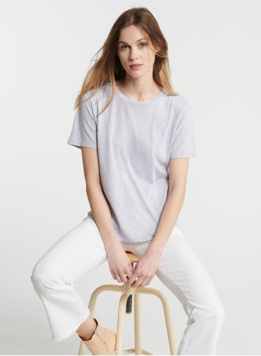 Polly round neck Silk Touch T-shirt