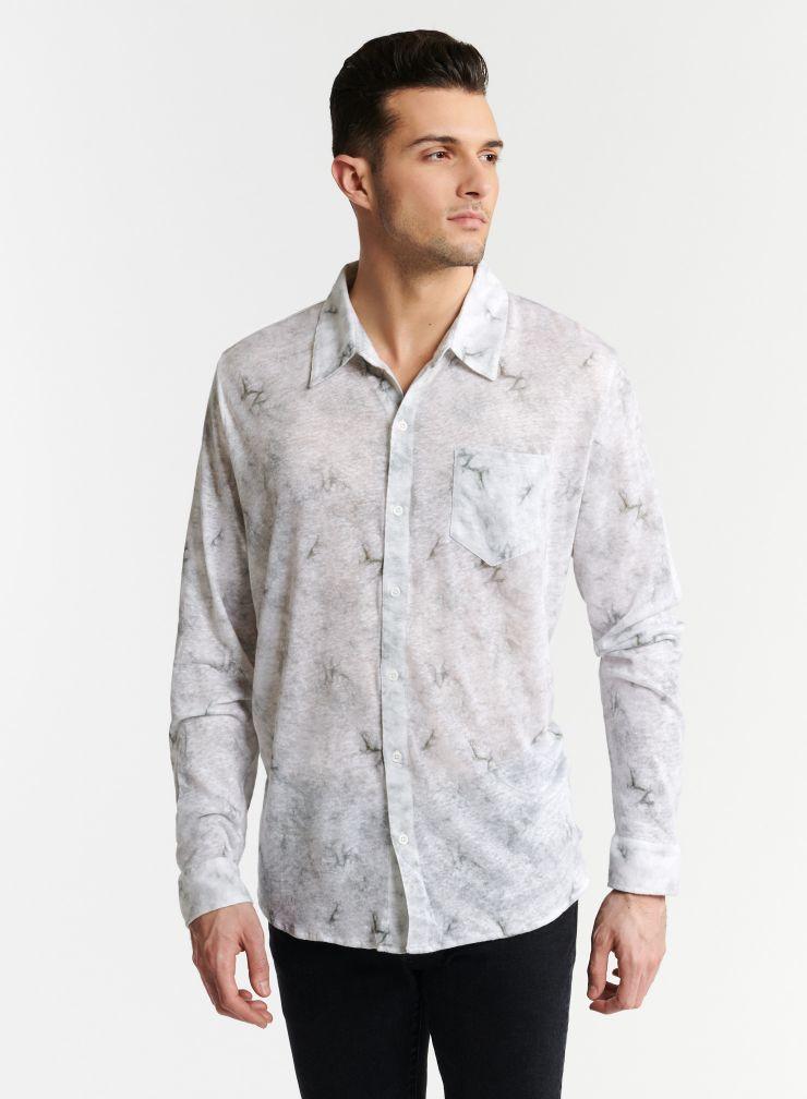 Homme - Chemise tie & dye