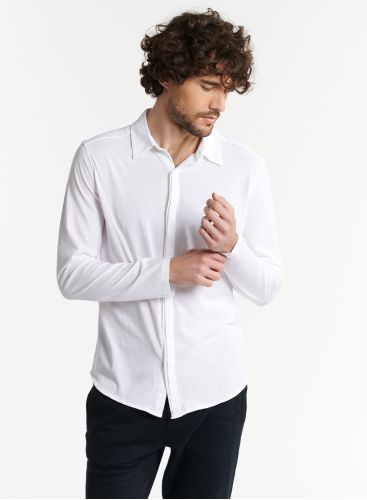 Man - Silk Touch shirt