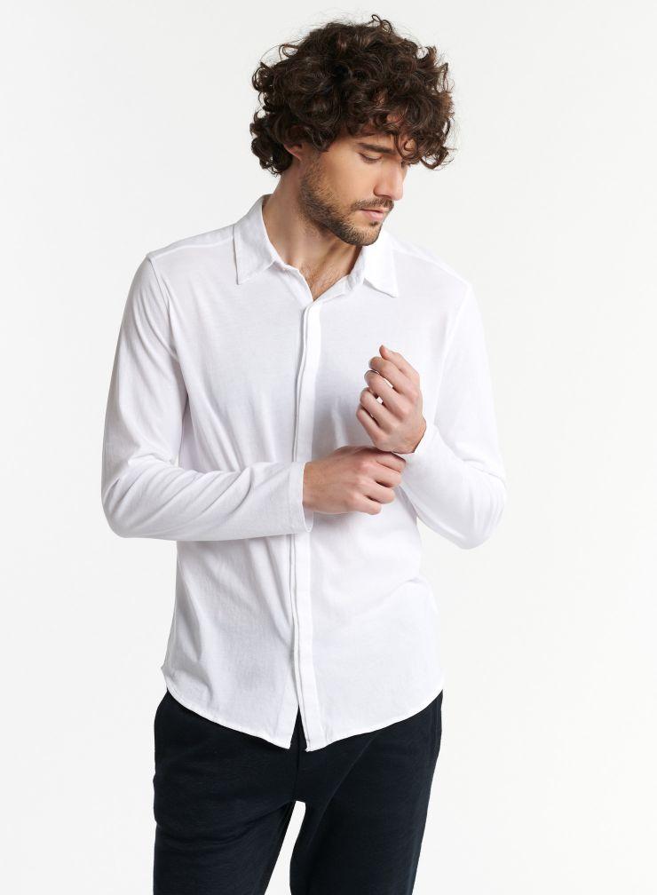 Man - Silk Touch shirt