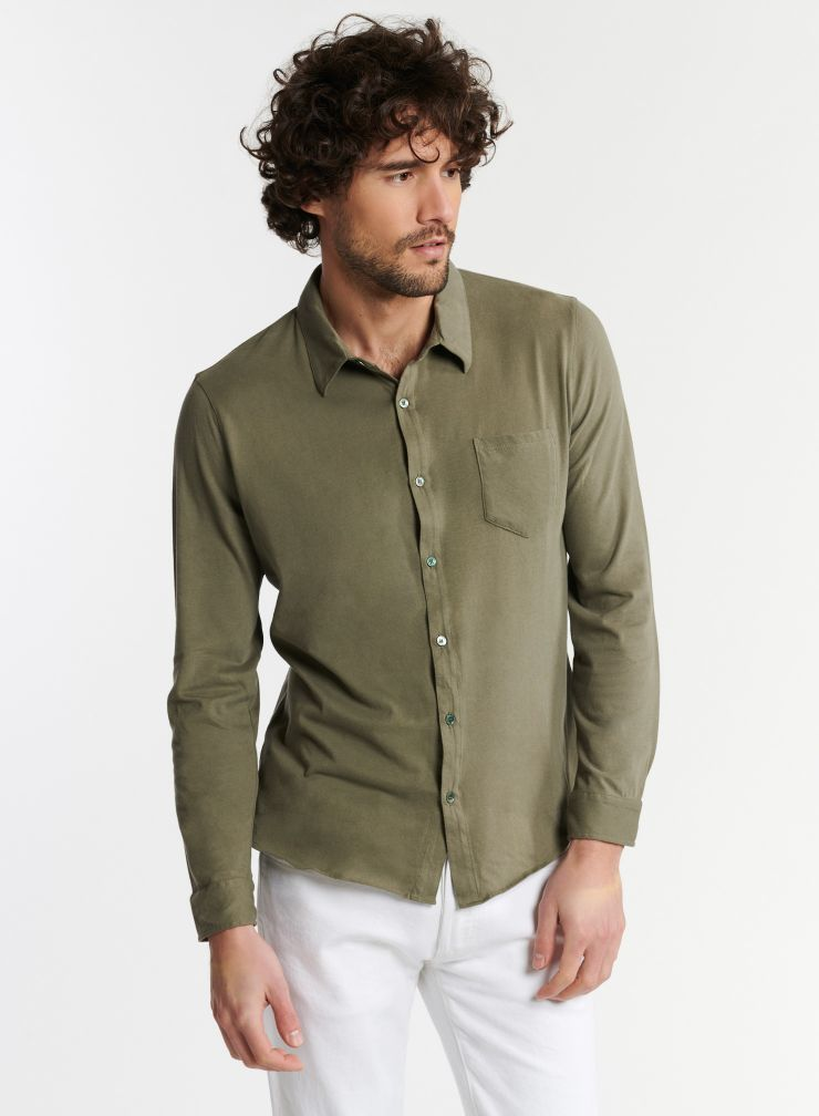 Homme - Chemise poche