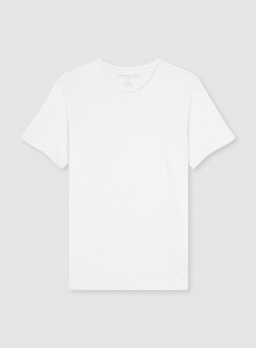 T-shirt col rond Patrice Homme Silk Touch